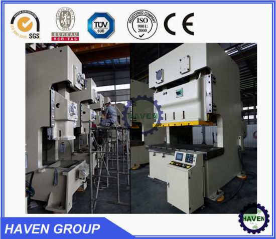 J23 series punching press machine pictures & photos