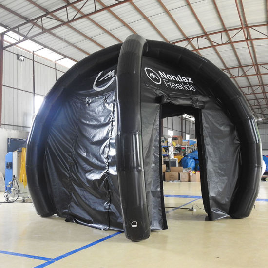 Customized Inflatable Advertising Sealed Tent for Camping