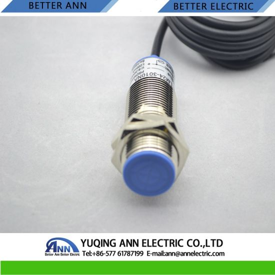 China Lm24 Cylinder Type Output Inductive Proximity Switch 2 Wires. Lm24 Cylinder Type Output Inductive Proximity Switch 2 Wires Nonc Metal Waterproof Sensor. Wiring. 24dc Wire Proximity Switch Wiring At Scoala.co
