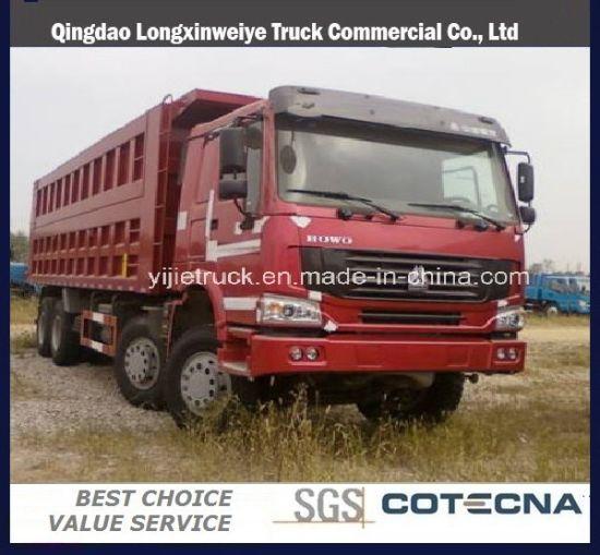HOWO Best Dump Truck with Heavy Duty