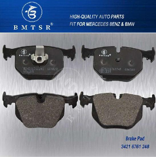 for BMW E46 E39 E53 Auto Brake Pad for OEM 34216761248