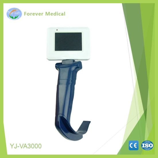 Difficult Airway Management Anesthesia Video Laryngoscope pictures & photos