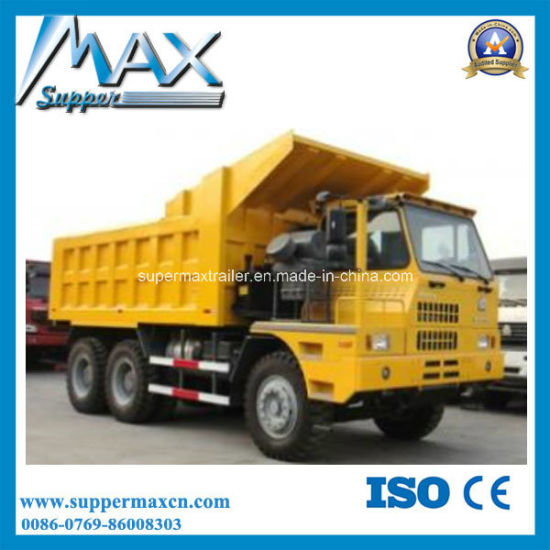China Sinotruk HOWO Series 6X4 Offste Cabin/ Mining Dump/Tipper Truck pictures & photos