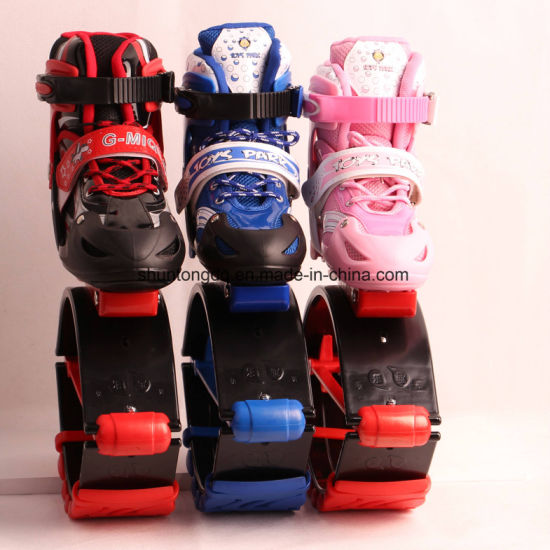 Hot Kangoo Sport Jumping Shoes Fitness Jumps Dance Bounce Shoes Exercise Toys