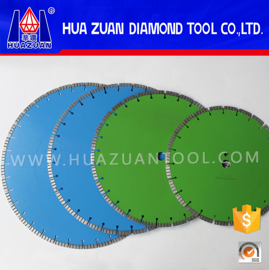 Diamond Blade for Cutting Stone, Concrete and Asphal and Tile pictures & photos