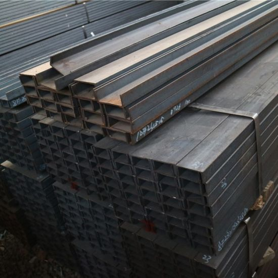 Building Material Mild Steel C Channel Sizes Factory Price