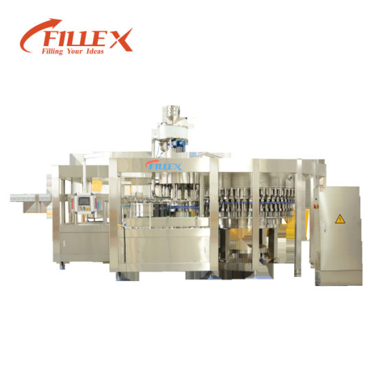 Automatic Complete Bottle Water Filling Machine with Ce Approved