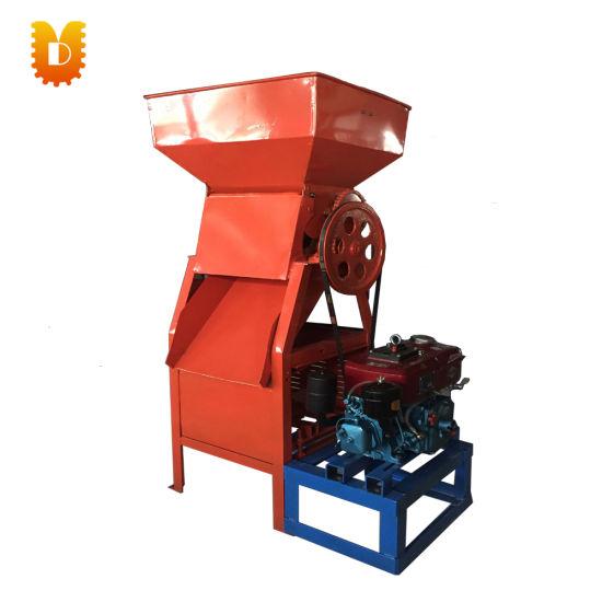 Udkf-150-800 Hot Sale Automatic Fresh Fruit Remover Machine/Coffee Bean Peeling Machine