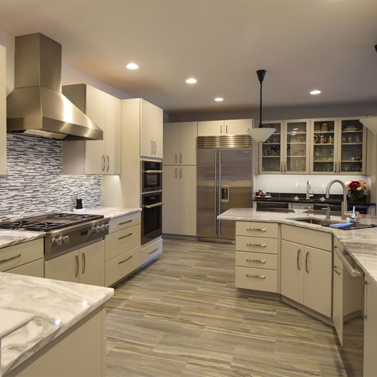 Cool Apartment Solid Wood Kitchen Cabinets White Shaker Style Soft Close Download Free Architecture Designs Xerocsunscenecom