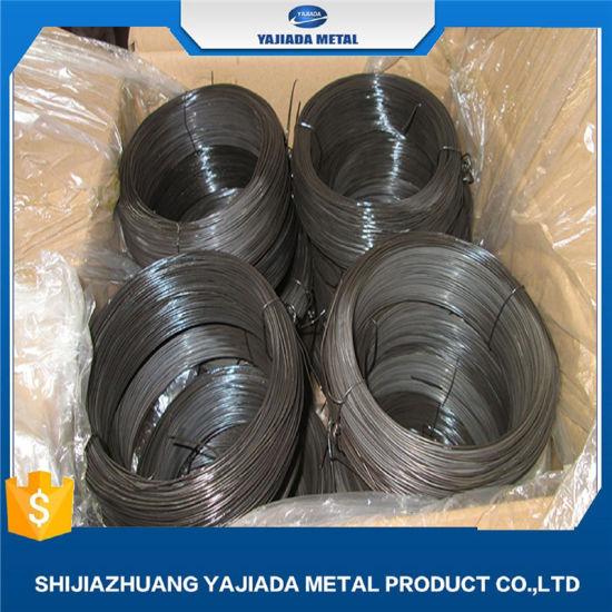 Black Annealed Wire Bwg18 to Brazil Market