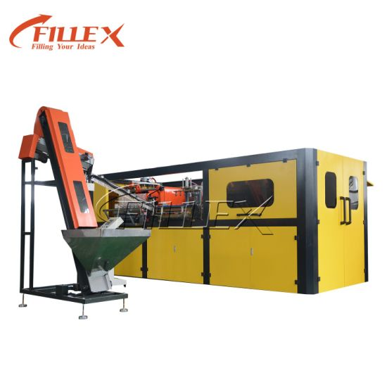Automatic Servo Motor High-Speed Stability Easy Operation Pet Bottle Blowing Machine Water Beverage Production Line Blow Molding Machine