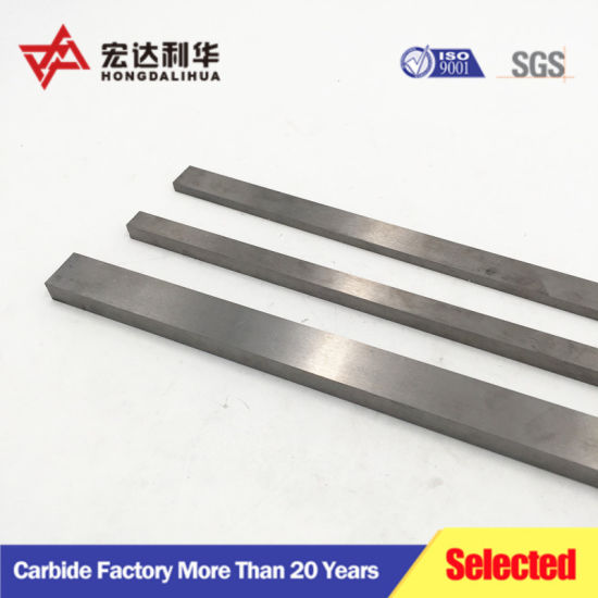 Yg8 Flats for Woodworking Machinery Parts