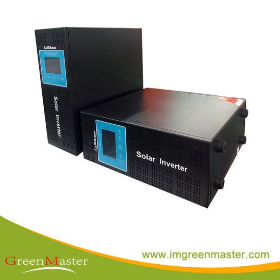 China Zysw600-1500va LCD/LED Display, with Generator Start