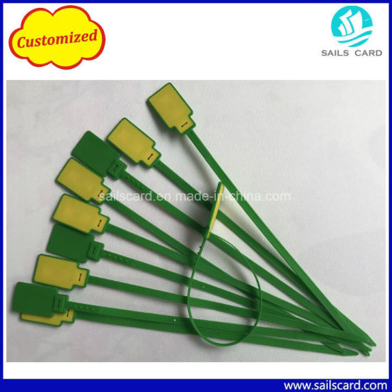 284c31333358 China Security Plastic RFID Cable Tie Zip Tag UHF Tamper-Proof RFID ...