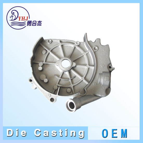 Professional OEM Aluminum and Zinc-Alloy Die Casting Engine Parts in China