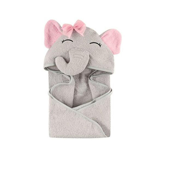 Wholesale China Organic Cotton Baby Animal Face Hooded Towel