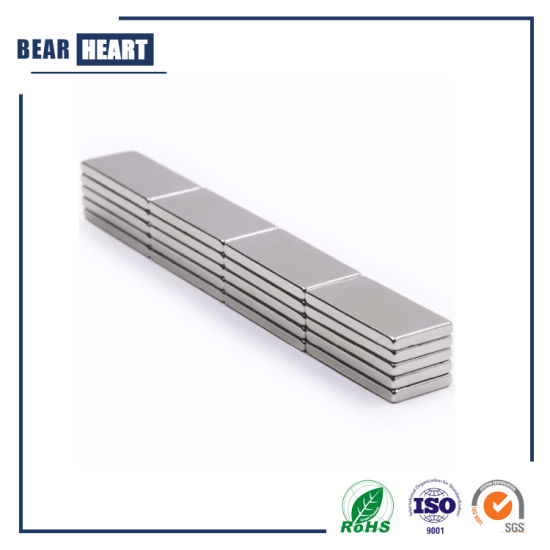 Small 20X10X2mm Block/Rectangular/Bar NdFeB Magnet