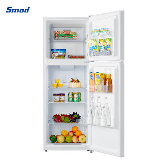 10.1 Cuft Frost Free Double Door Top Freezer Refrigerator with DOE