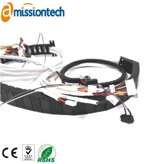 Electrical PVC Cover Wire Harness Assembly