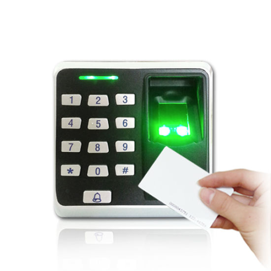China Simple Fingerprint Door Access Control System With Smart Card