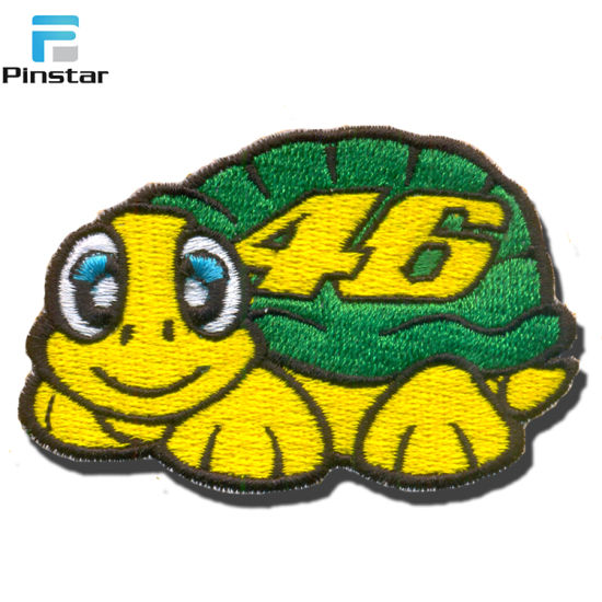 Sea Turtle Custom Iron-on Patch With Name Personalized Free