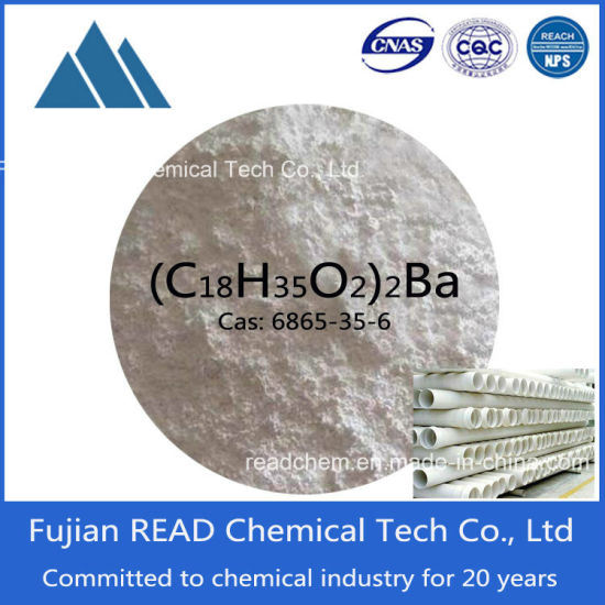 China High Quality PVC Thermal Stable Lubricant Barium Stearate