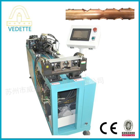 Round Pipe Hole Punch Machine for Stainless Steel Tube Pipe