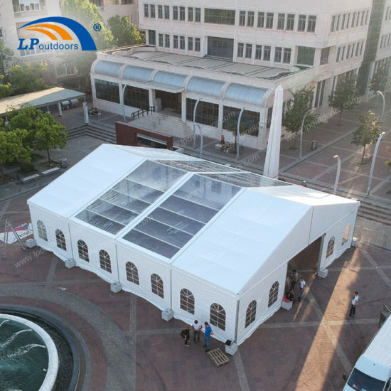 500 Persons Tents for Events Wedding Outdoor Party Tent with Flooring