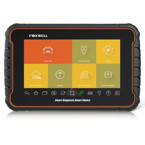 Foxwell Gt60 Plus Premier Android Automotive Diagnostic Platform