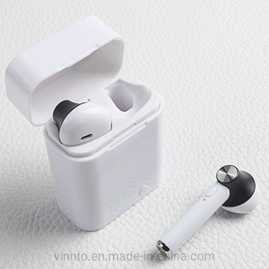 New Tws Bluetooth Wireless Headset Wireless Headphone Earbuds