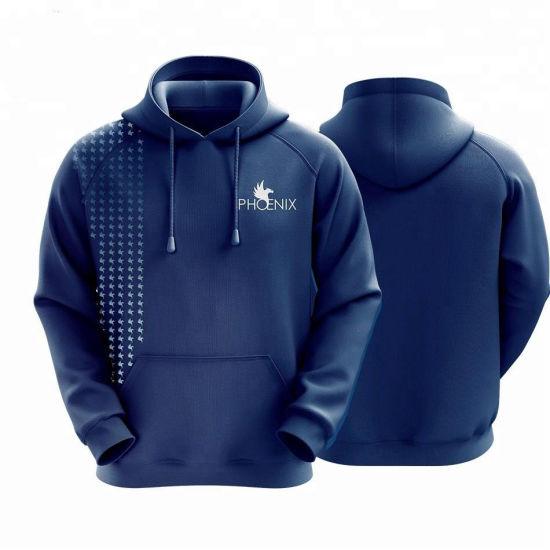 Latest Design 3D Printed Casual Sweatshirt Long Sleeve Custom Hoodies