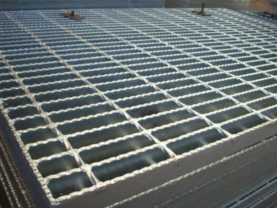 Hot Galvanized Steel Grating Bar Grating for Walkway or Drain Cover High Quality