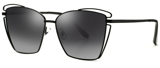 Black Shades for Women, New Design Novelty Glasses