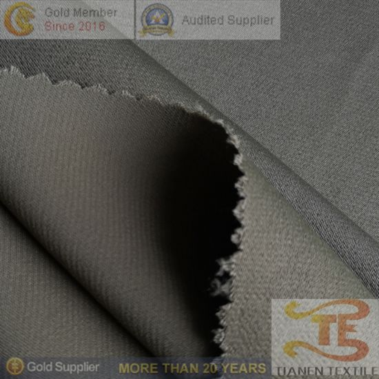 100% Viscose Satin Surface Viscose Fabric for Garment Fabric