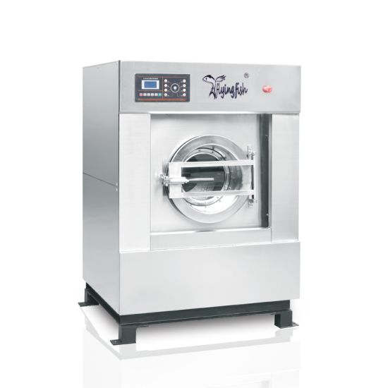 Automatic Industrial Washing Laundry Equipment for Commercial/Hotel/Hospital/Hotel/School/Laundromat (XGQ)