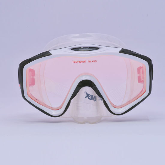 Clear Vision Professional Tempered Glass Diving Equipment Diving Mask pictures & photos