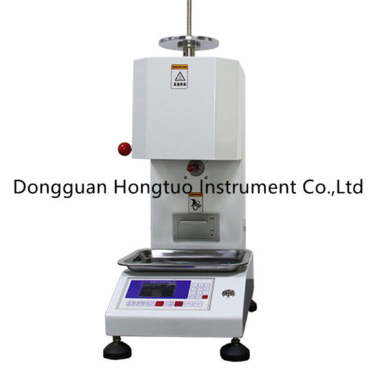 DH-MI-BP Touch Screen Melting Flow Index Test Equipment With Best Quality