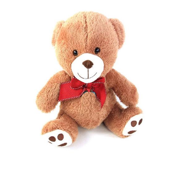 China OEM Custom Plush Teddy Bear Toy Soft Toy Bear Animal Manufacturer