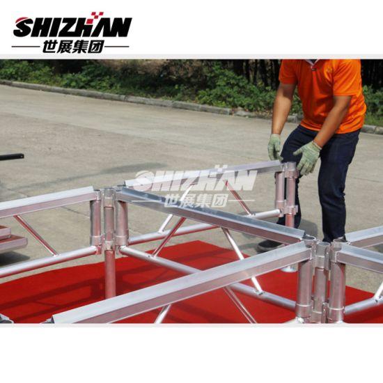 Jiangsu Wholesale Aluminum Folding Stage Platform Outdoor Concert Stage for Sale