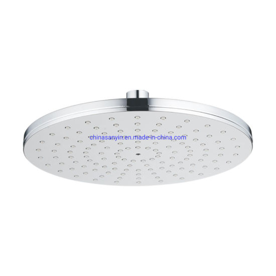 Industry Decoration Accessories Wall Mounted Round Luxury Waterfall Air Shower