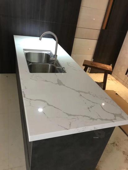 China Quartz Table Countertop