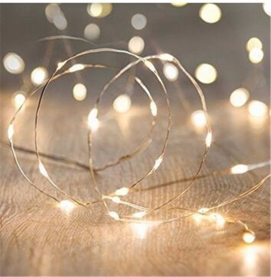 Ce Rohs Led Copper Wire String Lights