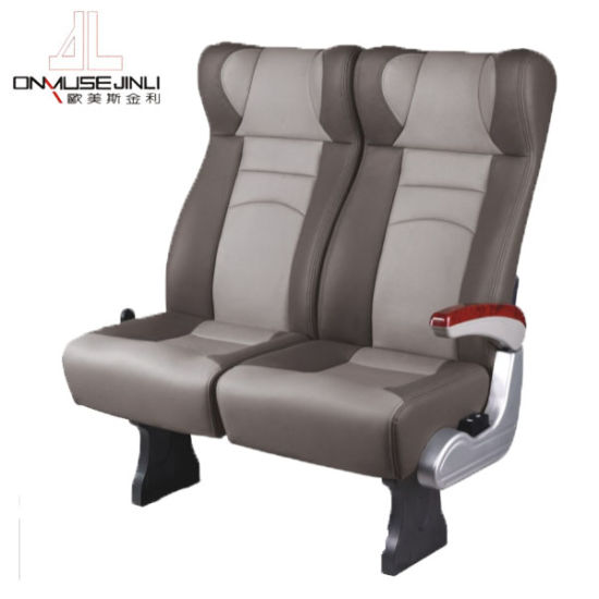 High Demand Products Electric Adjustable Bus Bench Seat
