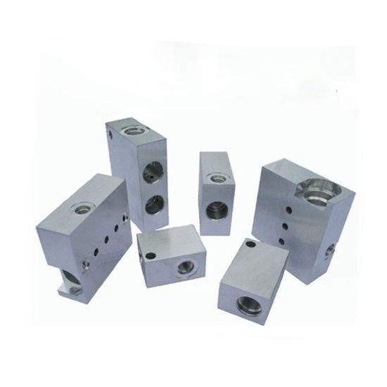 Manufacturer of Custom Aluminum CNC Machining Service for Vending Machine Spare Parts