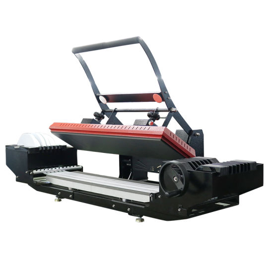 Dye Sublimation Lanyard Printing Machine From Microtec Factory