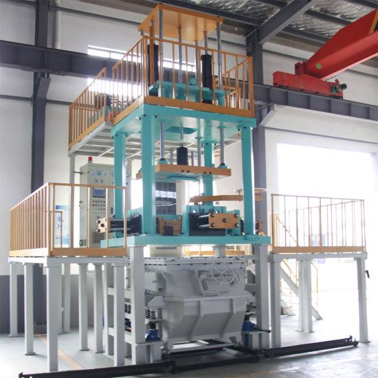 Aluminum Alloy Wheel Hub Special Low Pressure Die Casting Machine