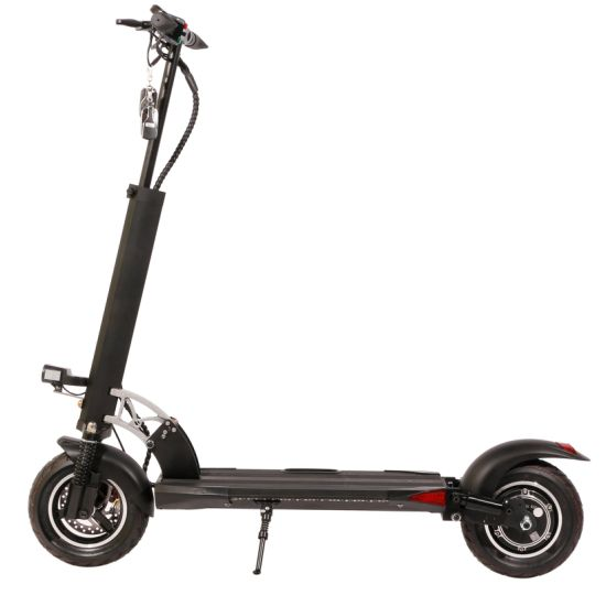 Wholesale Long Distance Electric Scooters with Dampers