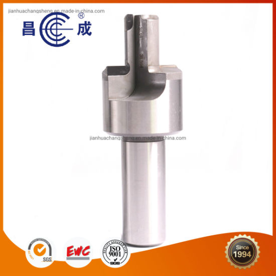 PCD Insert Reamer End Mill for High Temperature Alloy pictures & photos