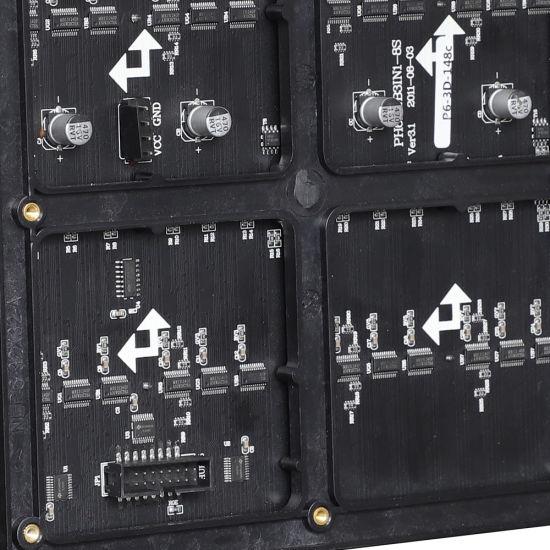 LED Display Screen Module Backside More IC