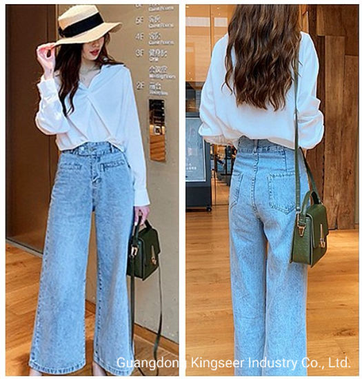 2019 Autumn New Design Fast Fashion Ladies Tops Long Sleeve Loose Women T Shirt Blouse China Shirt And Clothes Price Made In China Com